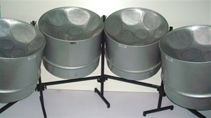Picture of Four Cello Pan Set - Powder Coated