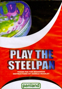 Picture of Play the Steelpan DVD – Tenor Pans for Beginners