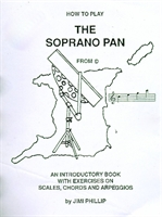 Picture of How to Play the Soprano Pan (From D)