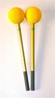 Picture of Six Bass Pan Sticks - Aluminum Powder Coated