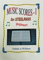 Picture of Music Scores for SteelPans 'Beginners'