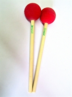 Picture of Six Bass Pan Sticks - Wooden