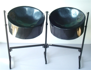 Picture of Double Second Pan Set - Powder Coated