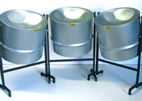Picture of Triple Cello Pan Set - Powder Coated
